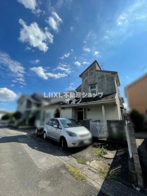 【外観】加須市久下4丁目 中古一戸建