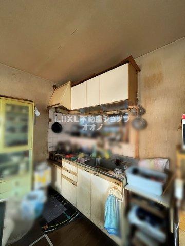 【キッチン】加須市久下4丁目 中古一戸建