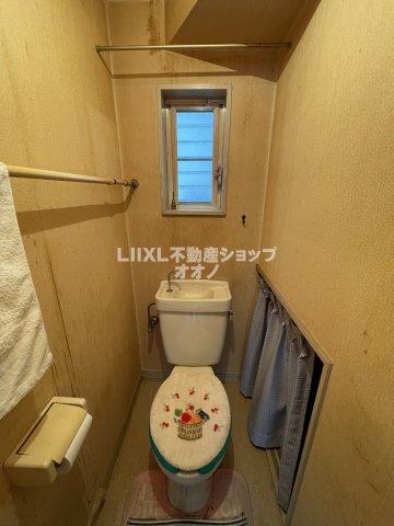 【トイレ】加須市久下4丁目 中古一戸建