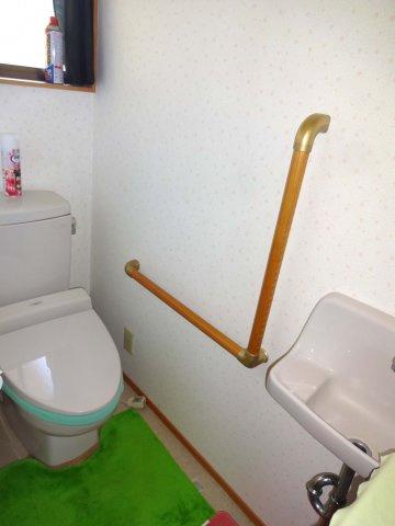 【トイレ】川宮戸建て