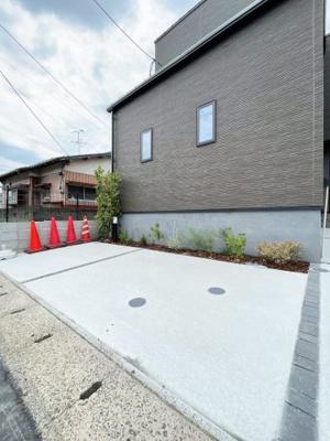 【駐車場】次郎丸3丁目 新築分譲住宅