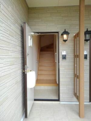 【玄関】グレイスヒルB