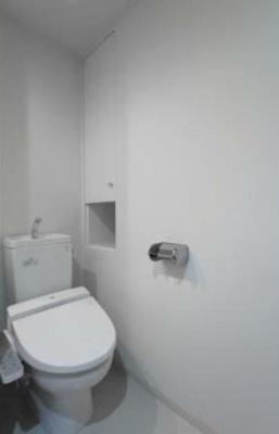 【トイレ】グレイスフォート