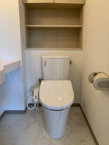 【トイレ】四日市REXマンション