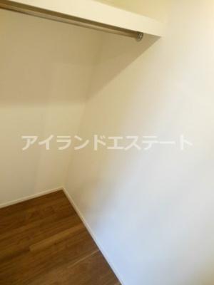 【収納】ザ・パークハビオ三軒茶屋テラス ペット相談可 築浅 2人入居可