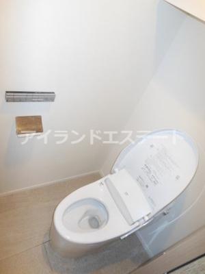 【トイレ】ザ・パークハビオ三軒茶屋テラス ペット相談可 築浅 2人入居可