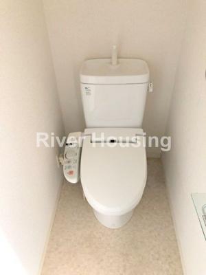 【トイレ】ラグジュアリーアパートメント東中野