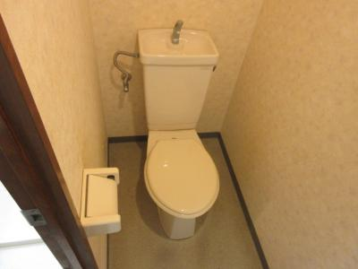 【トイレ】マンションフルール