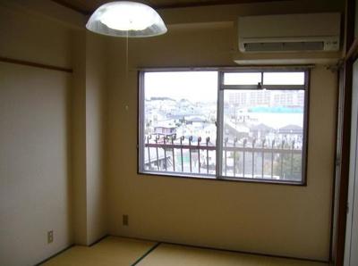 【居間・リビング】サンモール第二青葉台
