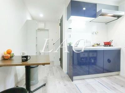 キッチンです。(モデルルームです。)