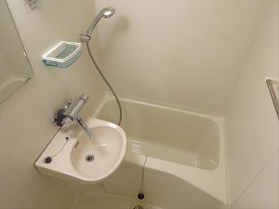 【浴室】エルミタージュ代田橋