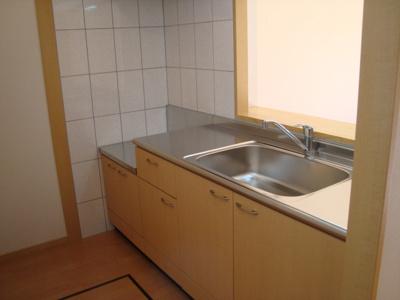 【キッチン】オーパ・ヴィラージュ