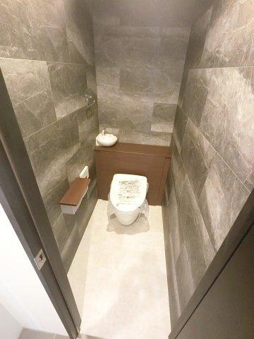 【トイレ】ツインエルシティ千葉 2番館