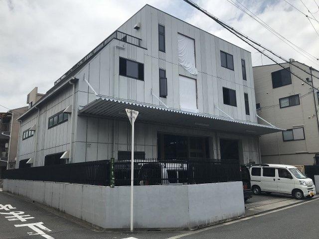 【外観】中浜2丁目貸倉庫