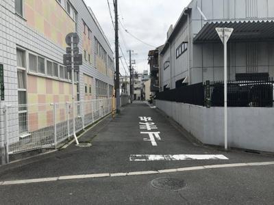 【周辺】中浜2丁目貸倉庫
