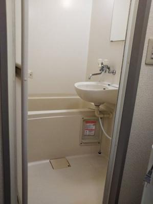 【浴室】レオパレスエントピアSS
