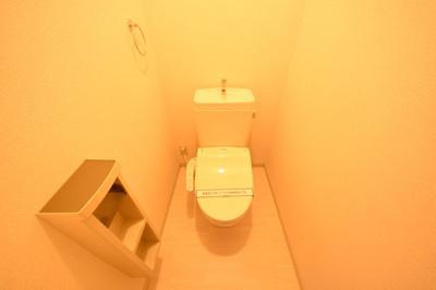 【トイレ】プランタン・パルク A棟