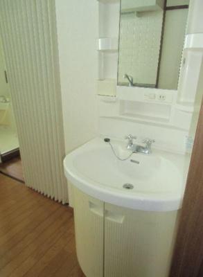 独立洗面台☆