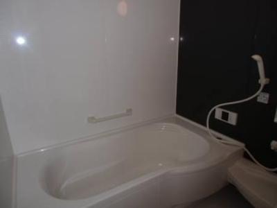 【浴室】メルベーユおおたかの森1号棟