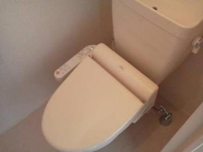 【トイレ】メルベーユおおたかの森1号棟