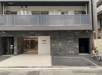 【エントランス】新築 クレイシア浅草橋