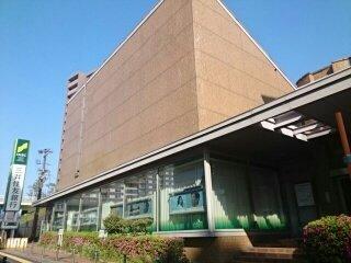 三井住友銀行様まで1100m