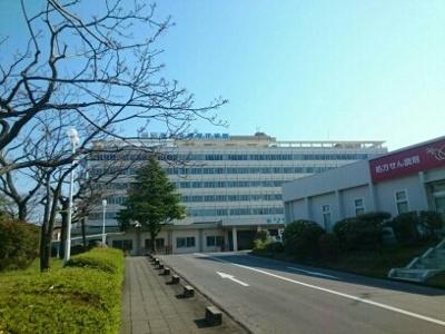 堺咲花病院様まで1140m