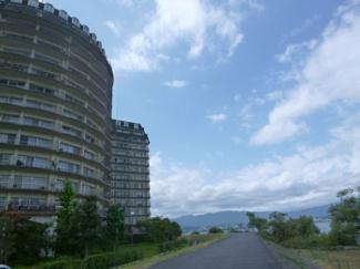 【外観】琵琶湖アーバンリゾートⅠ番館
