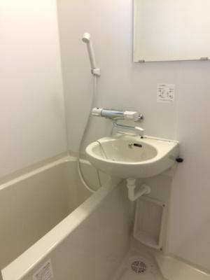 【浴室】広尾ユタカタワーズ