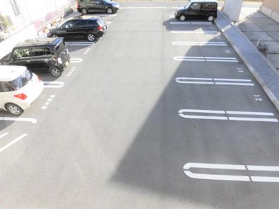 【駐車場】リュ クレールB