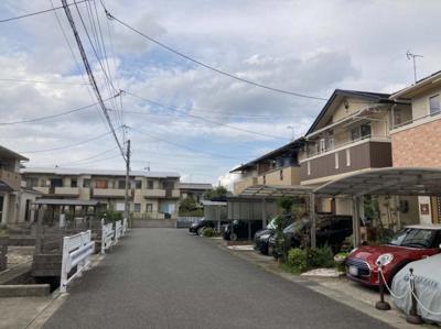【前面道路含む現地写真】千代川町小林前田一戸建