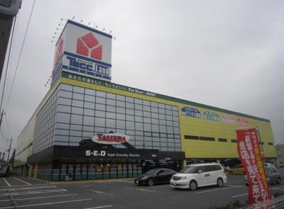 ヤマダ電機テックランド野田店まで707m