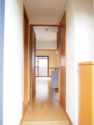 【玄関】セリエ高宮