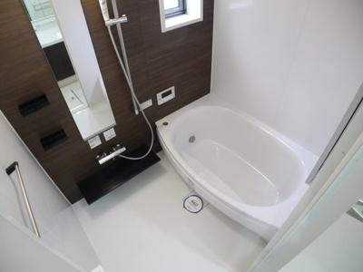 【浴室】グランイーストA