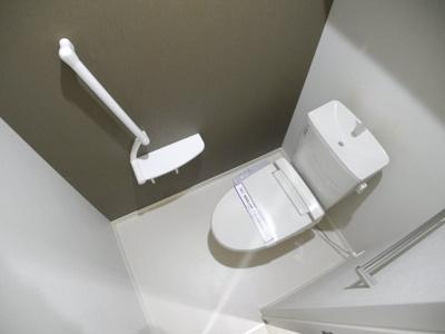 【トイレ】グランイーストA