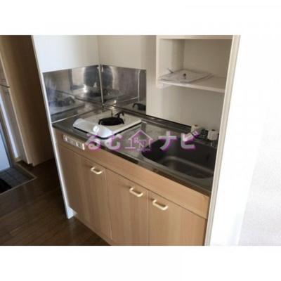 【キッチン】ステラコート清水