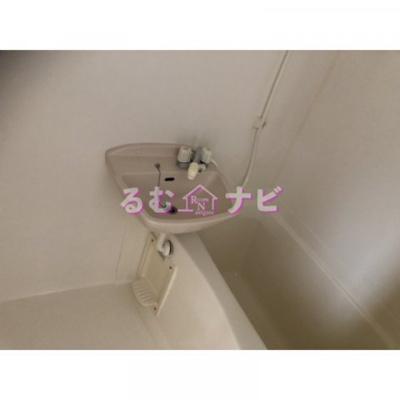 【洗面所】ステラコート清水