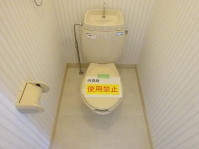 【トイレ】ラ・ポール吉祥寺