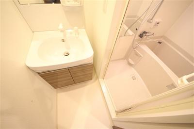 【浴室】JPレジデンス難波南