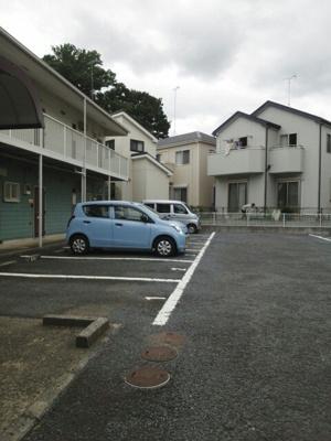 【駐車場】ラングウッドB
