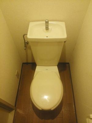 【トイレ】ラングウッドB
