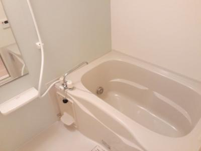 【浴室】メゾン・ドゥ・ソレイユ B