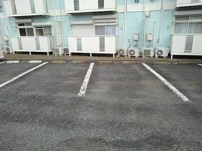 【駐車場】グリーンハウスB