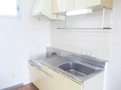 【キッチン】グリーンハウスB