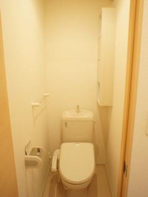 【トイレ】オースティンハウスⅢ