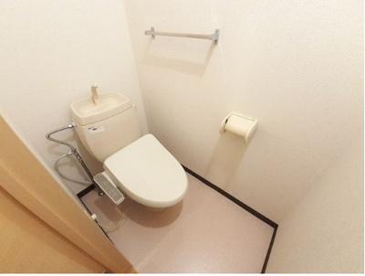 【トイレ】ドミールA