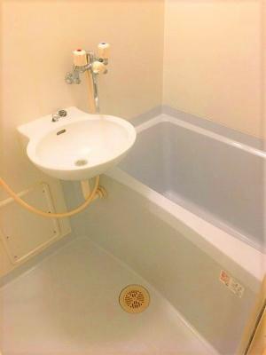 【浴室】レオパレスHYTⅣ