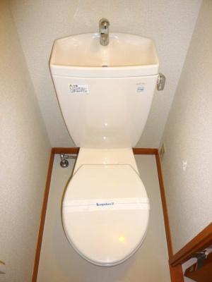 バス・トイレ別々です!
