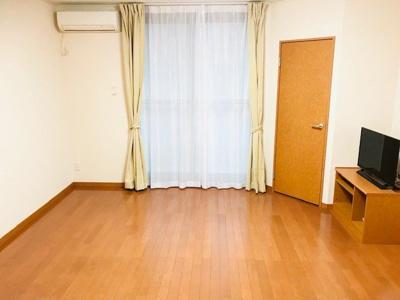 【寝室】レオパレスノーブル シャトー