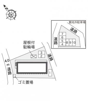 【その他】レオパレスノーブル シャトー